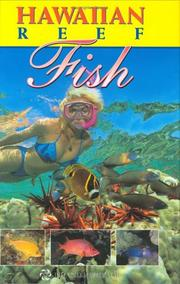 Cover of: Hawaiian Reef Fish by Astrid Witte and Casey Mahaney