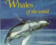 Cover of: Whales of the world by Phil Clapham