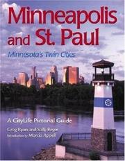 Cover of: Minneapolis and St. Paul by Ryan, Greg