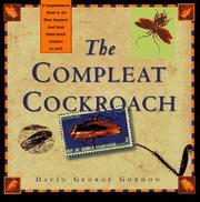 Cover of: The compleat cockroach by David G. Gordon