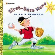 Cover of: First-base hero | Keith Hernandez