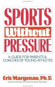Cover of: Sports without pressure | Eric Margenau