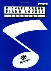Cover of: Michael Aaron Piano Course | Michael Aaron