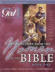 Cover of: Women of the Bible Book One | Shepherd, Richard.