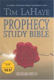 Cover of: Prophecy Study Bible-NKJV | Tim F. LaHaye
