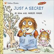Cover of: Just a Secret by Golden Books