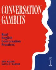 Cover of: Conversation Gambits | Warner, Sylvia Townsend
