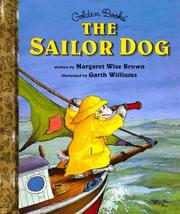 Cover of: The Sailor Dog by Margaret Wise Brown