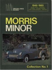 Cover of: Morris Minor Collection No. 1 1948-80 | R. M. Clarke