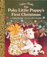 Cover of: Poky Little Puppy's First Christmas | Golden Books