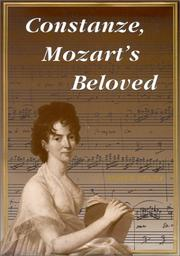 Cover of: Constanze, Mozart's Beloved | Agnes Selby