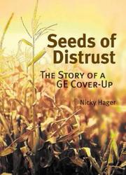 Cover of: Seeds of distrust | Nicky Hager