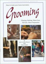 Cover of: Grooming | Weaver, John