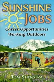 Cover of: Sunshine jobs by Tom Stienstra