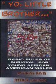 "Cover of: ""Yo, little brother--"" 