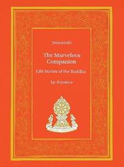 Cover of: The marvelous companion | Āryaśūra.