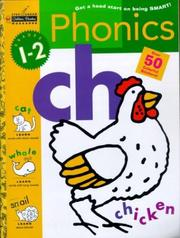 Cover of: Phonics (Step Ahead) | Golden Books