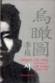 Cover of: Crow's eye view | Yi, Sang