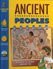 Cover of: Ancient Peoples (Launch Pad Library) | Claire Forbes