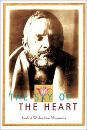 Cover of: The sky of the heart | Nityananda Swami