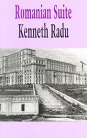 Cover of: Romanian Suite | Kenneth Radu