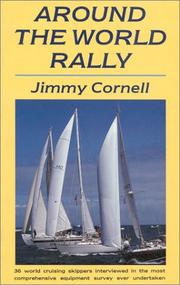Cover of: Around the world rally | Jimmy Cornell