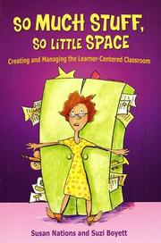 Cover of: So Much Stuff, So Little Space | Susan Nations