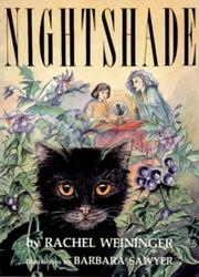 Cover of: Nightshade by Rachel Weininger