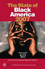 Cover of: The State of Black America 2007 by National Urban League.