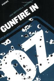 Cover of: Gunfire in Oz by Jan-Mitchell Sherrill