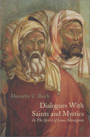 Cover of: Dialogues With Saints and Mystics | Dorothy C. Buck