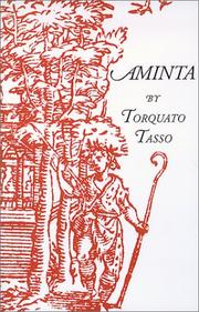 Cover of: Aminta by Torquato Tasso