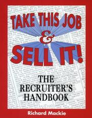 Cover of: Take This Job and Sell It! | Richard MacKie