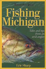 Cover of: Fishing Michigan | Eric Sharp
