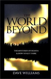 Cover of: The World Beyond by Dave Williams