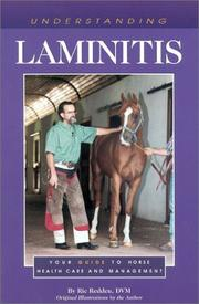 Cover of: Understanding Laminitis (The Horse Care Health Care Library) by Ric Reddin