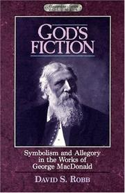 Cover of: God's fiction by David S. Robb
