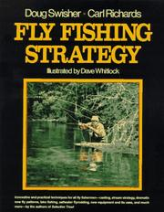 Cover of: Fly fishing strategy | Doug Swisher