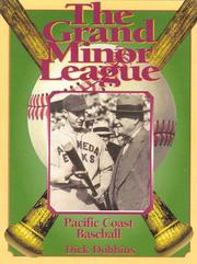 Cover of: The Grand Minor League | Bobbins