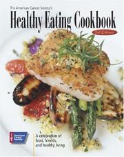 Cover of: American Cancer Society's Healthy Eating Cookbook by American Cancer Society.