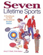Cover of: Seven lifetime sports | Jerry F. Clark