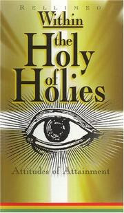 Cover of: Within the Holy of Holies | Rellimeo