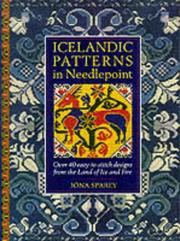 Cover of: Icelandic Patterns in Needlepoint | Jona Sparey