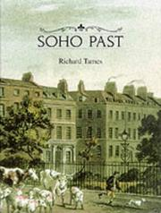 Cover of: Soho past | Richard Tames