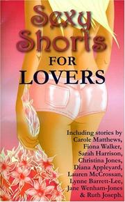 Cover of: Sexy Shorts for Lovers (S.S. Charity S.) | Rachel Loosmore