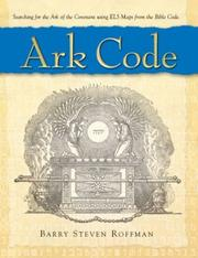 Cover of: Ark Code by Barry Steven Roffman