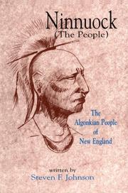 Cover of: Ninnuock (the people) | Steven F. Johnson