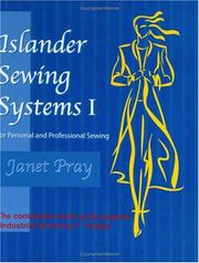 Cover of: Islander Sewing Systems I | Janet Pray