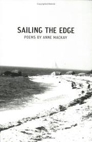 Cover of: Sailing the Edge | Anne MacKay