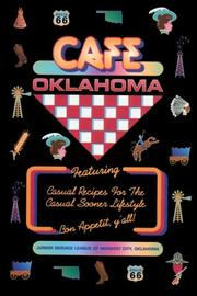 Cover of: Cafe Oklahoma by Junior Service League of Midwest City
